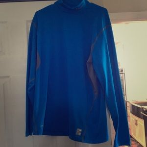 Nike dry fit Pro Combat long sleeve fitted shirt